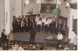 24/04/1999 Hannut avec la Schola Camille Jacquemin
